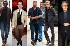 GQ brings you mens fashion tips for being stylish in your 20s, 30s, 40s, 50s, 60s, and beyond