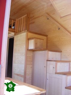 Tiny House, Loft, Concept, Furniture, Home Decor, Decoration Home, Room Decor, Tiny Houses, Lofts