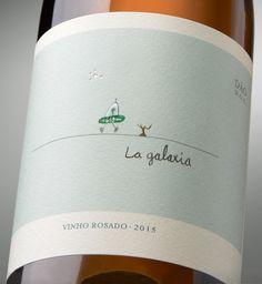 Packaging para La Galaxia, Fento Wines