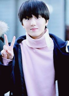 -cute- SF9 Chani❤