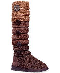 Muk Luks Women's Miranda Sweater Boots