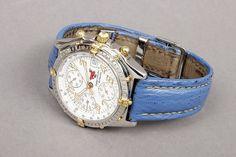 "Herrenarmbanduhr, Breitling, limitierte Sonderedition ""Jagdgeschwader 71; Richthofen"", Nr. 306/450, — Uhren (Armbanduhren)"