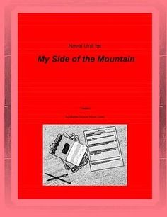 USED (LN) Novel Unit for My Side of the Mountain by Middle School Novel Units