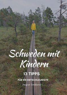 Schweden - 13Tipps für die entschleunigte Region Småland mit Kindern