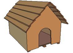 Diy Dog House Plans