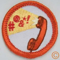 Complaint Department merit badge