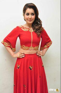 Rashi Khanna Latest Photos In Red Dress - Raashi Khanna Hot Actresses, Indian Actresses, Beautiful Actresses, Rashi Khanna Hot, Indian Girls Images, South Indian Actress, Hottest Photos, Bollywood Actress, Bollywood Fashion