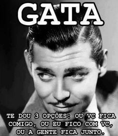 As I was helping my brother with his film history paper last night, I realized something very important: we haven't featured Clark Gable yet. Funny Quotes, Funny Memes, Jokes, Don Juan, Clark Gable, Pick Up Lines, How To Be Outgoing, Classic Hollywood, Hollywood Glamour