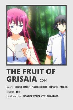 Yuri, Kyoto Animation, Ghibli Movies, Minimal Poster, Anime Shows, Anime Stuff, Webtoon, Drama, Romance
