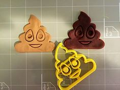 Emoji Poop Cookie Cutter Arbi Design
