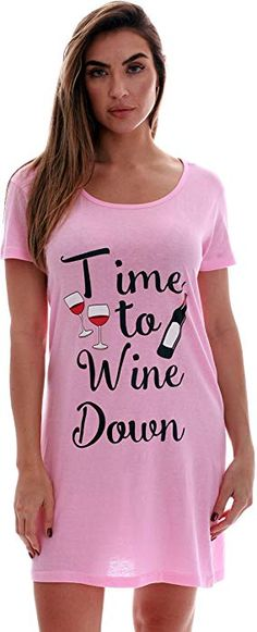 Just Love Sleep Dress Women Sleeping Dorm Shirt 6328-157-L at Amazon Women s 9aa14370e