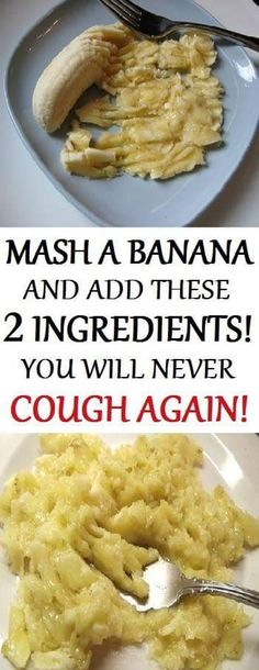 Never cough again.