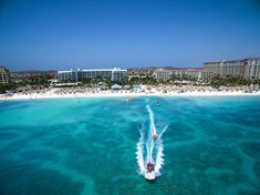 Win a trip for two to Aruba!