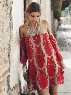 Trend Spotting: Off-Shoulder Dresses