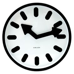 Pictogram Wall Clock