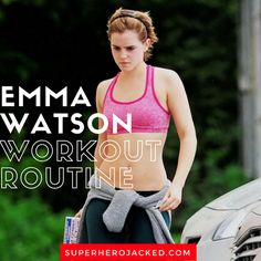 Emma Watson Workout Routine and Diet: The Physique behind Hermione and Belle Emma Watson Diet, Jennifer Lawrence Workout, Celebrity Workout Style, Enma Watson, How To Detox Your Body Naturally, Celebrity Diets, Celebrity Photos, Celebrities Then And Now, Female Celebrities