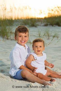 Beach Portraits in Gulf Shores