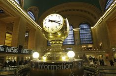 Grand Central Turns 100: A Look Back, Then And Now