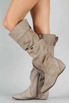Breckelle Boston-11 Slouchy Boot $30.90