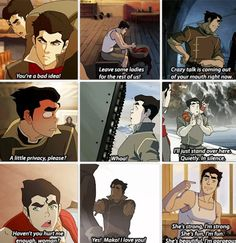 Bolin Quotes. I just love. In my opinion, the only good character in the series