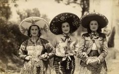 Vintage Mexican Clothing