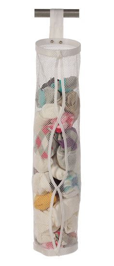 Interesting idea for organizing socks. Would love to get some input from people who have used it.