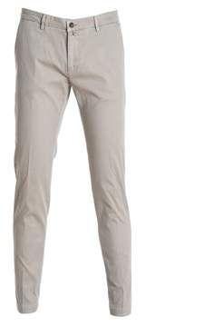 BRIGLIA 1949 Briglia 1949 Men's White Cotton Pants. #Men#Briglia#Pants