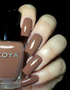 Zoya Naturel Deux (2) 'Chanelle'