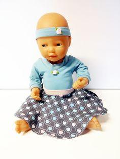 3 delt sett til dukken Slippers, Shorts, Baby, Vintage, Style, Fashion, Swag, Moda, Fashion Styles