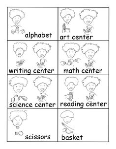 Materials for Teaching Preschool age Deaf Children