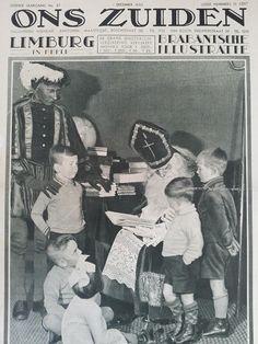 'Ons Zuiden' Blad uit 1923
