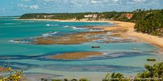 Foto da praia do Espelho, Trancoso - BA - Photograph by Ricardo Junior / www.ricardojuniorfotografias.com.br