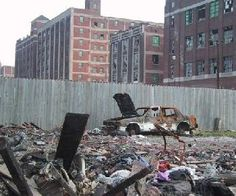 detroit rotted public schools - Google Search