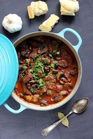 Love Food, Stew, Chili, Food And Drink, Healthy Recipes, Healthy Food, Dinner, Cooking, Le Creuset