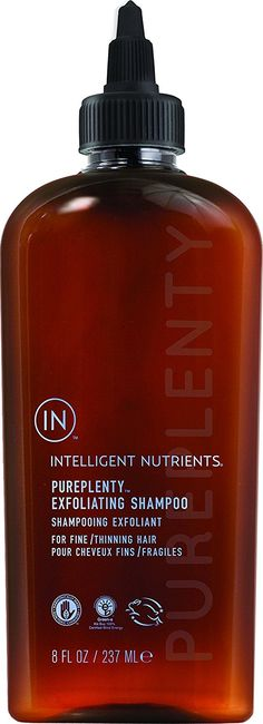 Intelligent Nutrients PurePlenty Shampoo 8 oz ** You can get more details by clicking on the image.