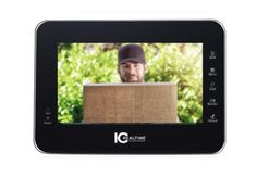 The IH-D7710Z is a cutting-edge 7-inch video touch screen indoor unit that works specifically with our IP outdoor camera stations. These indoor units display video and audio when someone activates the outdoor station and allows for instant communication with visitors.The indoor intercom units also allow for the door to be unlocked by simply pressing a button on the touch screen interface. These units feature group calling and multiple indoor devices can be placed throughout the home or…
