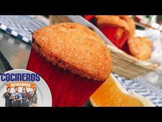 Receta: Mantecadas | Cocineros Mexicanos - YouTube