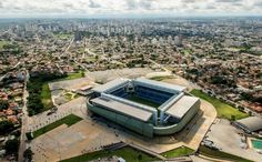 Cuiaba, Worldcup soccer stadium