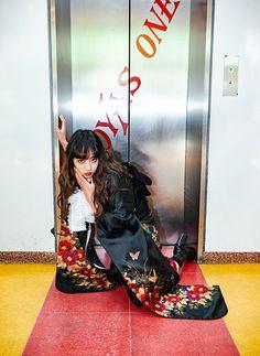 Iroha, Yukata, Geisha, Love Her, Kimono, Princess Zelda, Kawaii, Portrait, Photography