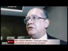 """O pt Instalou a Cleptocracia no Brasil - Ministro Gilmar Mendes -As declarações do ministro foram dadas após ele participar de uma mesa de debate do Grupo de Estudos Tributários da Federação das Indústrias do Estado de São Paulo (Fiesp). Segundo Gilmar Mendes, 'na verdade o que se instalou no País nesses últimos anos está sendo revelado na Operação Lava Jato é um modelo de governança corrupta, algo que merece o nome claro de cleptocracia, isso que se instalou'.  """"Isso está evidente, veja…"""