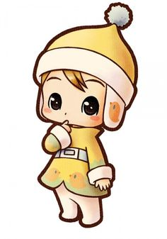 Harvest Moon: The Tale of Two Towns - Your child