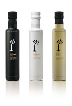 Etesian Gold Premium Olive Oil #packaging