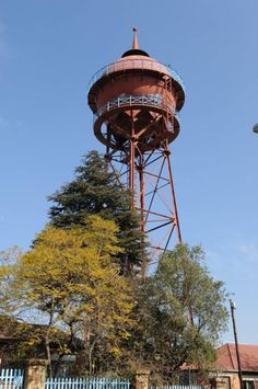 Related image Water Tower, Building, Travel, Image, Viajes, Buildings, Trips, Traveling, Tourism