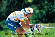 Mundial 1995 Contrarreloj