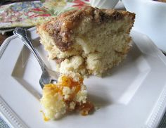 Breakfast Cake | Tickled Red