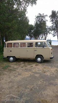 Chileautos: Volkswagen Combi kombi T1 1988 $ 2.700.000