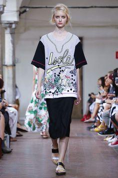 I'm Isola Marras Ready To Wear Spring Summer 2015 Milan