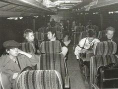 Interesting bus trip #sexpistols #theclash