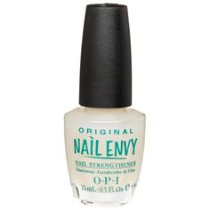 This product makes me feel like I have super strong acrylics or something it's amazing.  So if you have really thin, brittle nails like me I HIGHLY recommend this :)