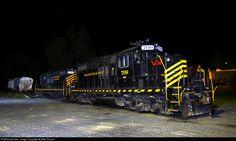 RailPictures.Net Photo: 709 Winchester & Western EMD GP9 at Gore, Virginia by Matt Thomas